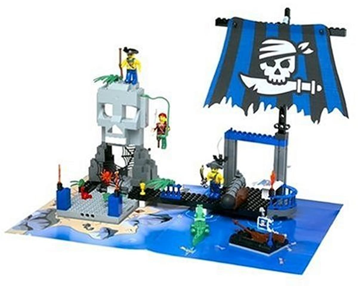 [해외] LEGO PLAY SETS 4+ PIRATES SKULL ISLAND (7074)