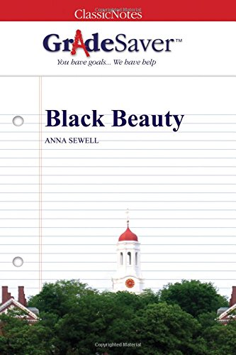 black beauty summary gradesaver black beauty study guide