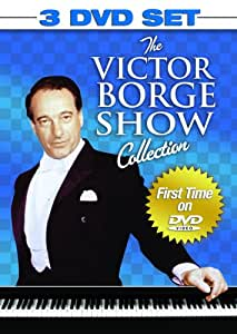 The Victor Borge Show [3 DVDs] [UK Import]