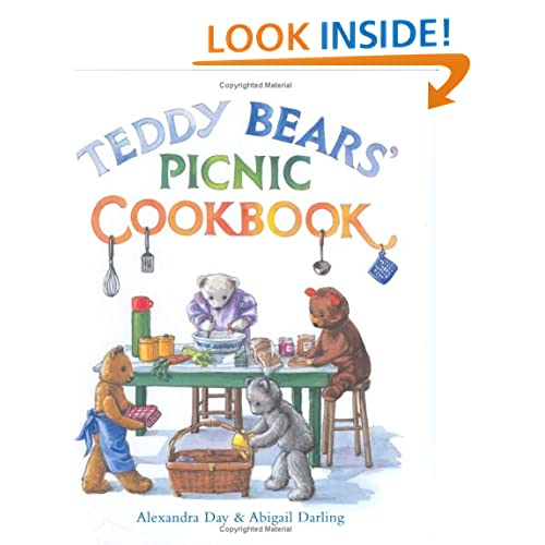 Teddy Bears' Picnic Cookbook