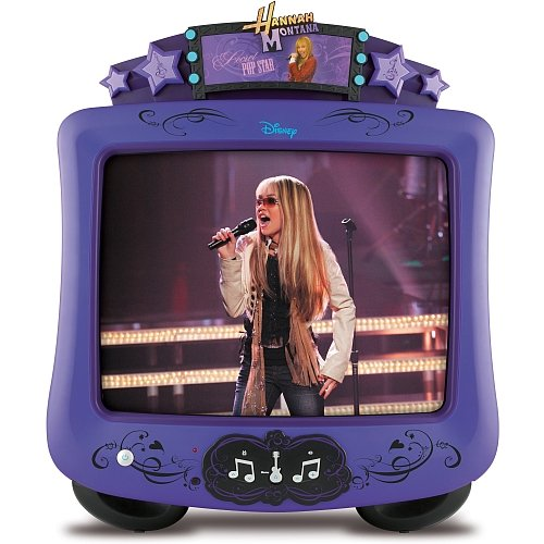 Disney Hannah Montana 13 inch TV