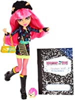MONSTER HIGH Série *13 WISHES* Series - ASST. Y7707 Poupée Doll HOWLEEN WOLF Y7710