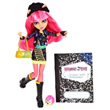 Monster High 13 Wishes Howleen Doll