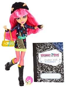 Monster High 13 Wishes Howleen Doll