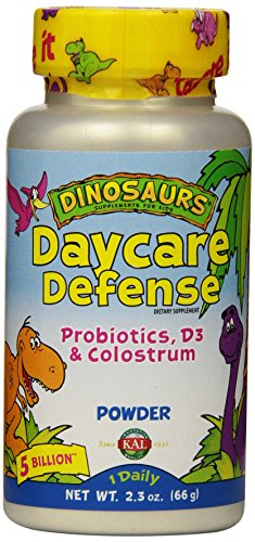 Kal Daycare Defense Powder, Unflavored, 2.3 Ounce