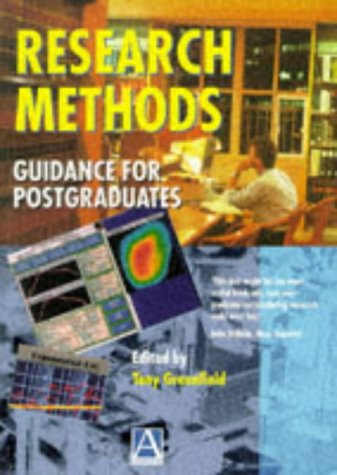 Research Methods: Guidance for Postgraduates