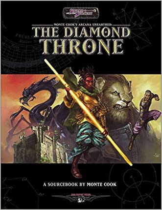 The Diamond Throne (Arcana Unearthed Sourcebook)