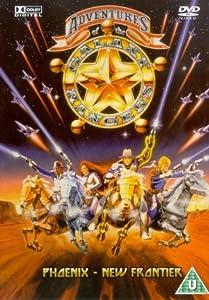 Adventures Of The Galaxy Rangers [DVD]