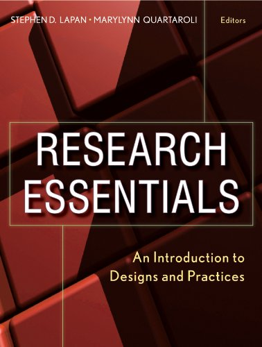 Research Essentials: An Introduction to Designs and...