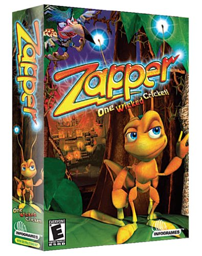 Zapper - One Wicked Cricket
