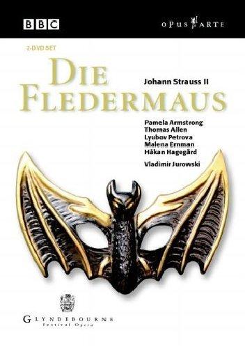 Strauss, Johann - Die Fledermaus (Glyndebourne Festival Opera) (2 DVDs)