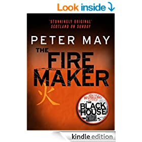 The Firemaker: 1 (The China Thrillers)