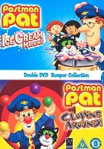 Amazon.com: Postman Pat: Bumper Collection , DVD Region 2: Movies & TV