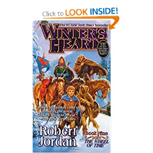 Winter's Heart (The Wheel of Time, Book 9) by Robert Jordan