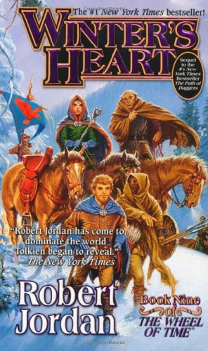Winter'S Heart by Robert Jordan