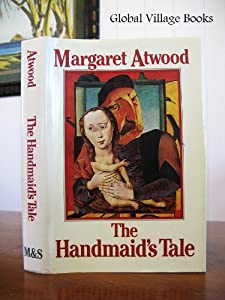 "Cover of ""THE HANDMAID'S TALE"""