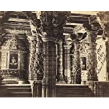 Aboo Jain Temple, photo Francis Frith (V&A Custom Print)