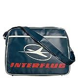 Logoshirt Interflug Classic Bag Medium Blue