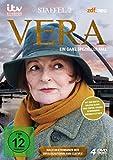 DVD Cover 'Vera: Ein ganz spezieller Fall - Staffel 2 [4 DVDs]