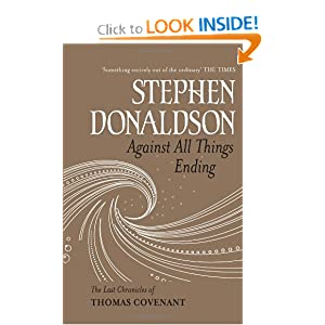 Against All Things Ending (Last Chronicles of Thomas Covenant) online