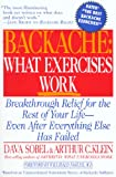 img - for Backache: What Exercises Work book / textbook / text book