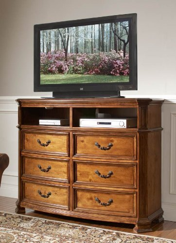 TV Chest of Lynette Collection by Homelegance