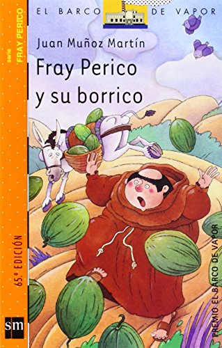 Fray Perico Y Su Borrico descarga pdf epub mobi fb2