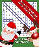 Stocking Stuffers: Santa's Christmas Word Search Book!