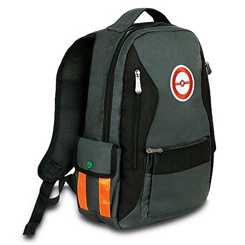 Pokemon-Go-hombres-entrenamiento-mochila-Pokeball-bolsa-equipo-valor-Instinct-Mystic