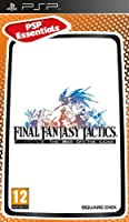Final Fantasy Tactics : the War of the Lions - collection essentials