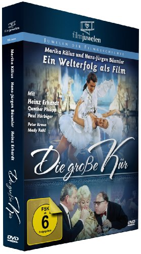 Die große Kür - mit Heinz Erhardt (Filmjuwelen)