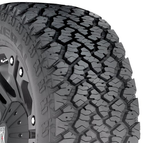 General Grabber AT2 Radial Tire - 245/75R16 120S (Used Mud Tires For 16 Inch Wheels compare prices)