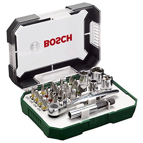 Bosch 2607017322 - Llave de carraca