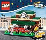 ���S  LEGO 40142 �g���C���X�e�[�V���� �g�C�U���X����