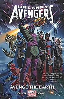 Book Cover: Uncanny Avengers Volume 4: Avenge the Earth