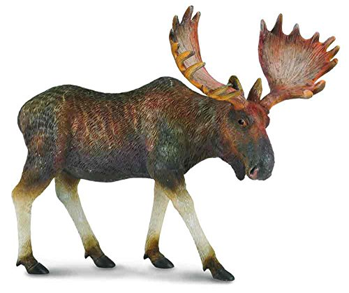 CollectA Moose Figure