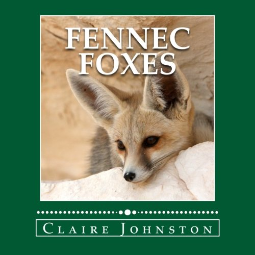 Fennec Foxes: Wily Desert Hunters (the My Favorite Animals series)