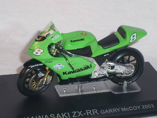 Kawasaki Zx-rr Garry Mccoy 2003 1/24 Altaya By ixo Modellmotorrad Modell Motorrad SondeRangebot