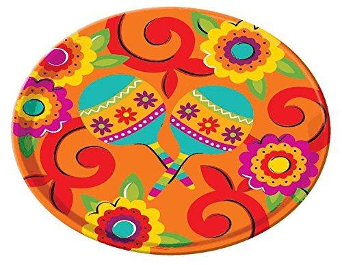 platter fiesta round