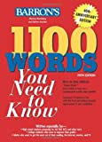 img - for 1100 Words You Need to Know (Barron's 1100 Words You Need to Know) book / textbook / text book