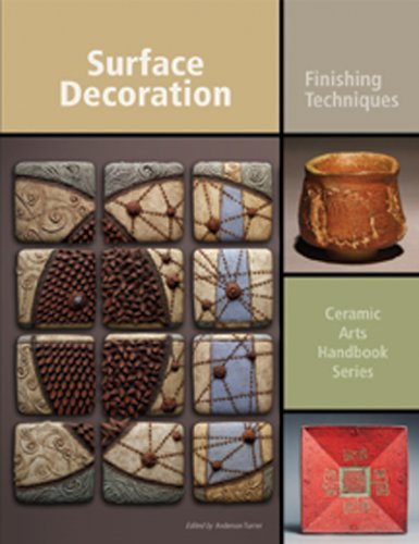 Surface Decoration: Finishing Techniques (Ceramic Arts Handbook) by American Ceramic Society