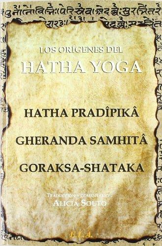 Origenes del hatha yoga