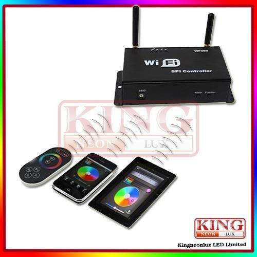 Wifi Led Controller Spi Strip Lpd6803 Tm1803 Ucs1903 Ws2811 Tm1812 Tm1809 Ws2801 Tls3001 Tls3008 P9813 Ios Android