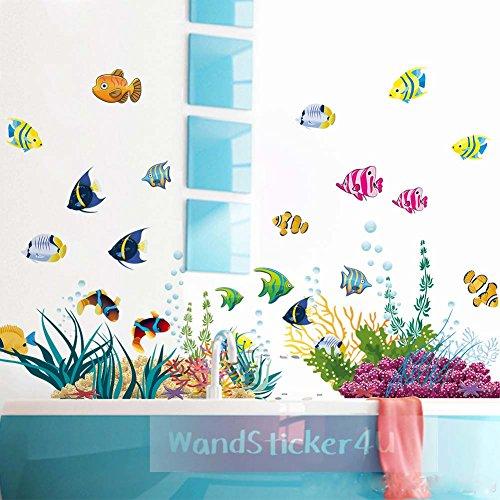 wandsticker4u-wandtattoo-unterwasserwelt-motiv-meer-aquarium-wasser-unterwasser-bunte-fische-see-oze