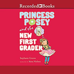 Princess Posey and the New First Grader Audiobook