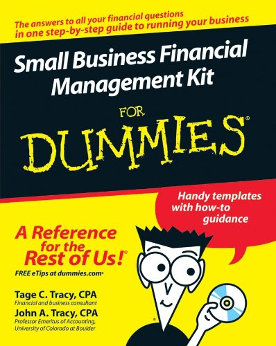 Small Business Financial Management Kit For Dummies®