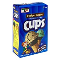 Keebler Ice Cream Cups, Fudge Shoppe…