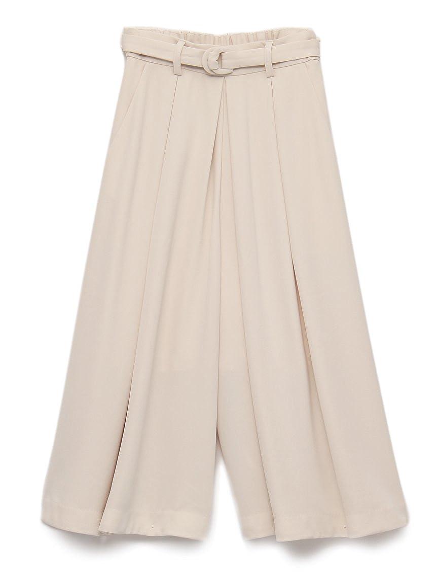 (スナイデル)snidel スカートライクガウチョ : 服&ファッション小物通販 | Amazon.co.jp