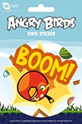 Angry Birds Boom Vinyl Sticker