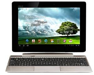 Asus TF300T-1Q028A Tablette tactile 10,1'' (25,6 cm) Nvidia Tegra 3 Quad-Core 1,2 GHz 16 Go 1024 Mo NVIDIA Tegra 3 Android V4.1 Icecream Argent